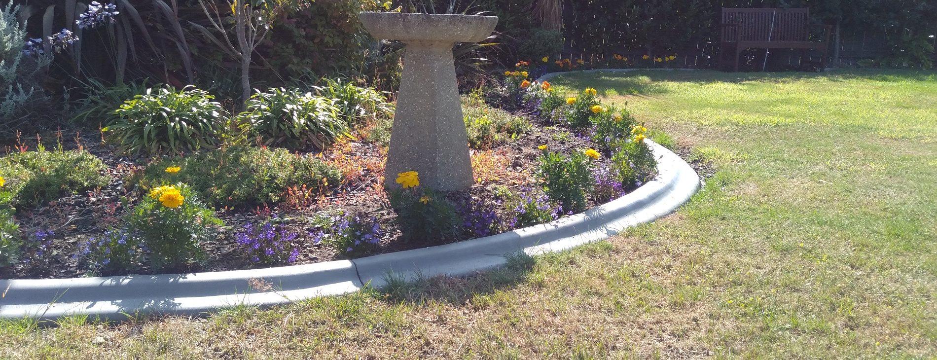 garden kerb
