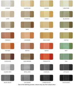 concrete kerb colours wellington